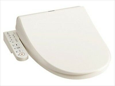 Toshiba warm water washing toilet seat clean wash pastel ivory SCS-T160
