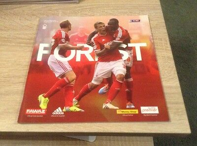 Notts Forest v Ipswich Town 5.10.14