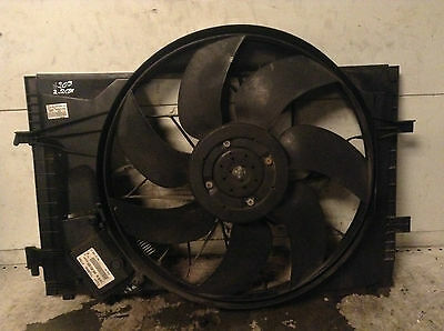 Mercedes-Benz C Class W203 220 270 CDI Engine radiator cooling fan 2035000293