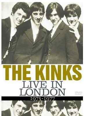 The KINKS - 1973/1977 LIVE IN LONDON [DVD]