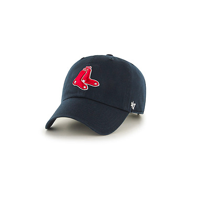 '47 MLB Boston Red Sox Clean Up Adjustable Alternate Cap