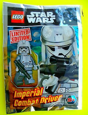 Lego Star Wars Imperial Combat Driver Limited Edition Polybag Neu Ovp