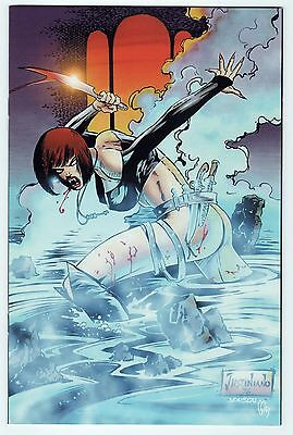 CHAOS! Chastity: Theatre of Pain #3 Final Curtain Edition VARIANT VF-