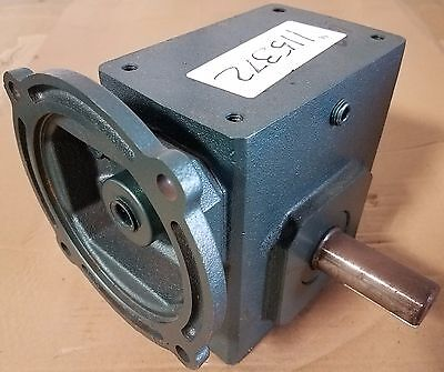 New Grove Gear Reducer /  Bmq224-3   30:1 Ratio