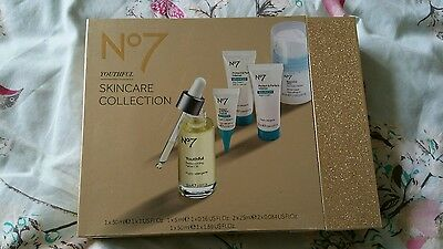No 7 skincare collection brand new