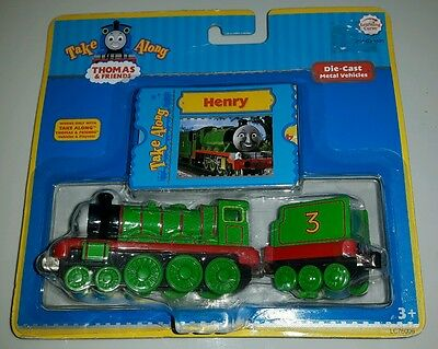 Take Along Thomas and Friends Henry Train *Brand new in packaging*