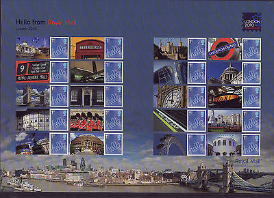 LS72 2010 Smilers For LONDON (face value £12.80)