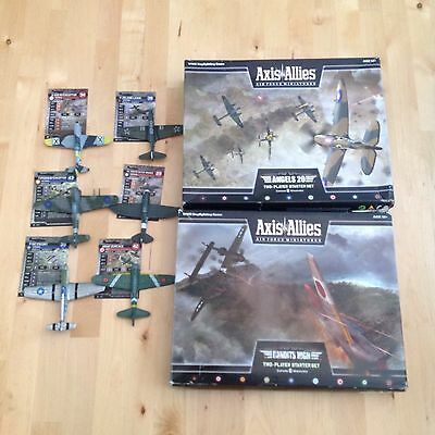 Axis & Allies Air Force Angels 20 Bandits High Lot Miniatures Starter Game Extra