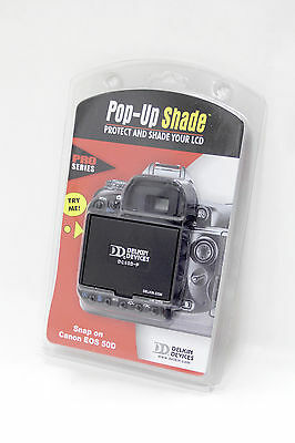 Delkin Devices Pop-Up Shade for Canon 50D #326