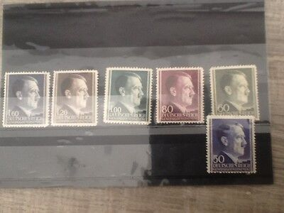 Timbres Pologne occupation allemande**