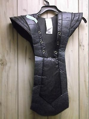 NEW  Boys Ninja Armor Tunic Size 12-14 *FREE SHIPPING*