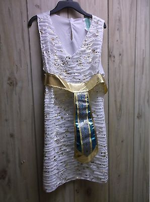 NEW Egyptian Costume, Adult Size Small  *FREE SHIPPING*