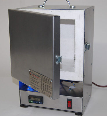 RapidFire Pro Programmable Electric Digital Kiln, PMC, Jewelry Making