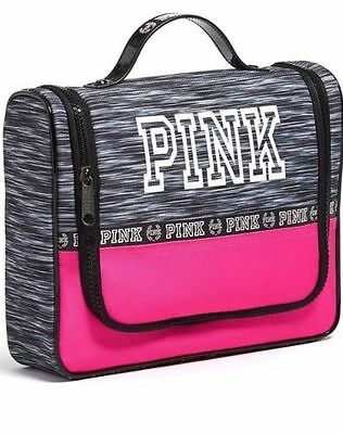 VICTORIA SECRET PINK Shower Caddy,hanging Travel Caddy Lined ...