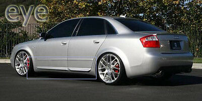 Audi A4 B6 B7 S4 Look Side Blades / Door Blades