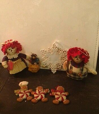 Vintage Lot Of Christmas Ornaments