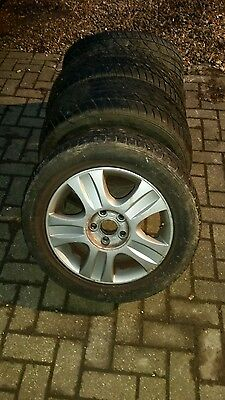 ford galaxy alloy wheels and tyres