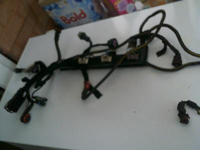 VAUXHALL ASTRA MK4 Z16XE 1.6 16v ENGINE WIRING LOOM ONLY