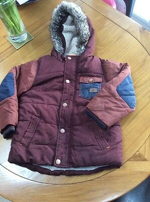 Boys Jacket From Next Age 4-5