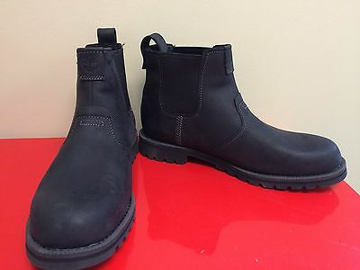 Mens Timberland Slip On Boots Size 9.5