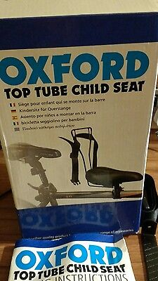 Oxford Top Tube Child Seat