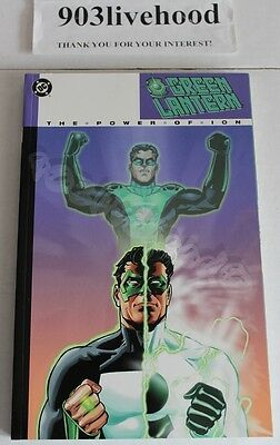 Dc Comics Green Lantern- The Power Of Ion Tpb Trade Graphic Novel Gn 2003 Oop