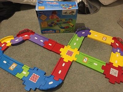 Vtech baby toot-toot drivers deluxe track set 1-5 Yrs