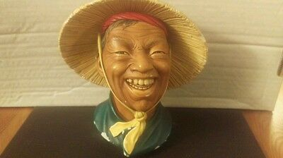 Bossons chalk  Asian face