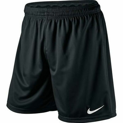 Nike Park Knit Shorts Adult Black Sportdrifit In  Sizes  /med /large/ Or Xl