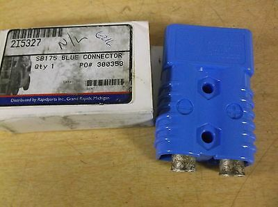NEW Anderson Power Products 300353 SB175 Blue Connector *FREE SHIPPING*