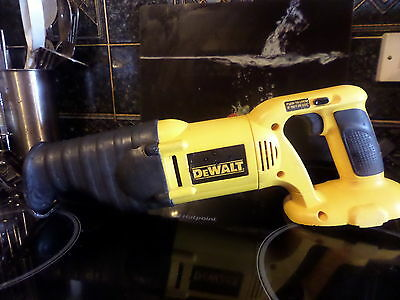 DeWALT DC385 18V Cordless Reciprocating Saw (Bare Unit Only)