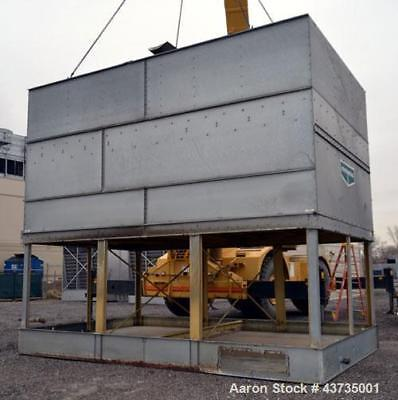 Used- Evapco Induced Draft Cooling Tower, Model AT 24-918B. Counter flow design.