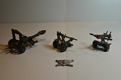 Warhammer, Orcs and goblins, catapults