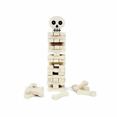 STACK the BONES skeleton skull & crossbones STACKING