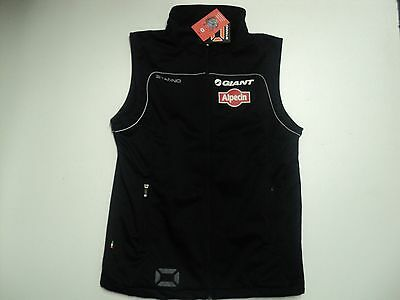 Cycling Soft Shell Jacket Team Giant Alpecin New! M