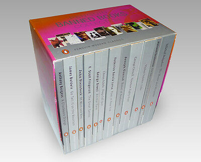 Penguin Banned Books Collection – Box Set of 12 Penguin Classics