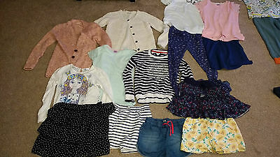 Mixed lot of Girls Clothes 9 10 11 Years