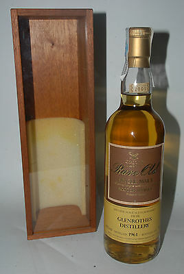 WHISKY GLENROTHES 1961 GORDON & MACPHAIL 40 YEARS OLD BOTTLE IN 2001 BOX 70cl.