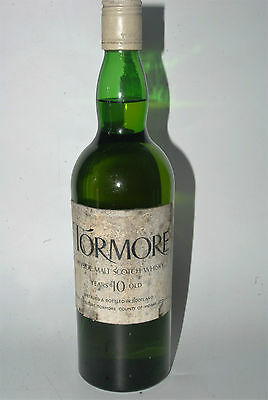 WHISKY TORMORE 10 YEARS OLD SPEYSIDE MALT SCOTCH WHISKY YEARS 70 70cl.