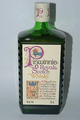WHISKY PINWINNIE ROYALE BLENDED OLD SCOTCH WHISKY AÑOS 70 75cl 12 YEARS OLD