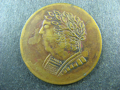 LC-60E1 BH-1 1820 token Lower Bas Canada Bust and Harp Breton 1012