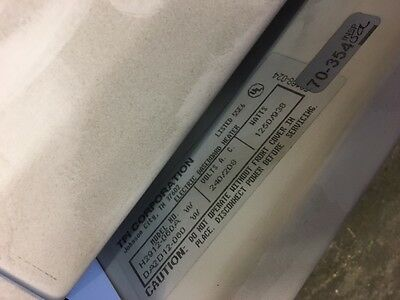 TPI Corporation Electric Baseboard heater, Model H2912-060A W - no box