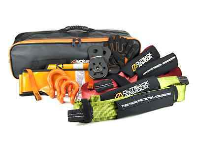 Recovery Outback Armour Winch Utility Kit Extra Heavy Truck