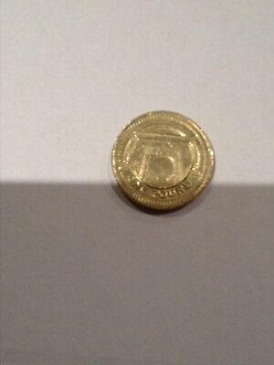 Rare 1 Pound Coin, minting error