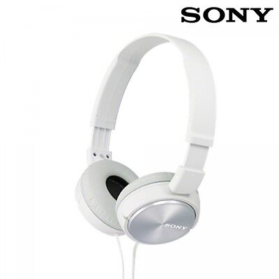 SONY MDR-ZX310AP - Casque Audio Filaire - Blanc