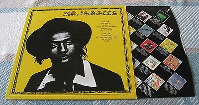 Gregory Isaaccs - Mr Isaaccs - Scarce Vinyl Album - Beauty! - Made In Canada