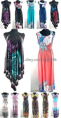 US Seller- 10pcs wholesale summer maxi dresses beach fashion women