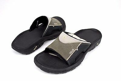 34b10dbe7d485 TEVA KATAVI SLIDE Sandals Bungee Cord Color Mens Size 8 Us -  44.95 ...