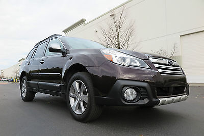 2013 Subaru Outback 3.6R Limited with Navigation, Sunroof, Leather Int 2013 Subaru Outback 3.6R Limited with Navigation, Sunroof, Saddle Brown Leather.
