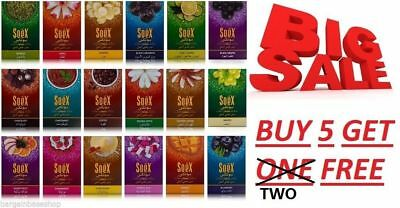 SOEX Herbal Shisha Molasses - Non Tobacco Flavour For Hookah 50+ Flavours